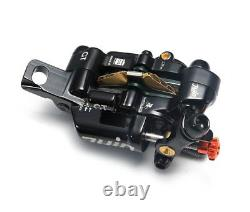 Juin Tech GT-P Line Pull Hydraulic Disc Brake caliper Road CX Gravel 160mm black