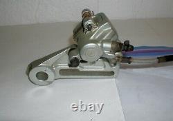 KTM Rear Brake caliper, Line, Master Cylinder & Pads 2004 KTM 250 EXC Nice Shape