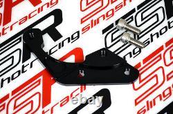 Kawasaki Ninja 250R Z250 300 84mm Brembo Rear Brake Caliper Billet Adapter Plate