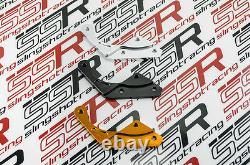 Kawasaki Ninja 300 EX300 84mm Brembo Rear Brake Caliper CNC Billet Adapter Plate