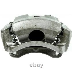 L4910A Powerstop Brake Caliper Front Driver Left Side for Chevy LH Hand Malibu