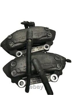 MERCEDES-BENZ W220 S430 S500 S55 AMG LEFT RIGHT FRONT BREMBO CALIPERS WithLINE