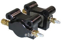 Mcp Enginetics Karting Brake Caliper, Briggs, Billet, 5/8 Bore, Go Kart, 1/8 Rotor