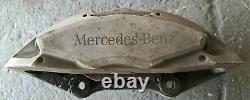 Mercedes C-class W205 C250 Saloon 14-18 / Front Left Brake Caliper N/s/f