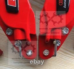 Metal Red S line Brake Caliper Cover For Audi A1 A2 A3 A4 Q1 Q2 2019 Q3 F11R9