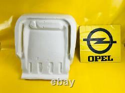New Seat Cushion Pad Vauxhall Vivaro/Renault Traffic Cushion Driver/Passenger