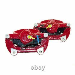 Pair front brake calipers Audi A3 S3 8V S Line performance brakes genuine OEM