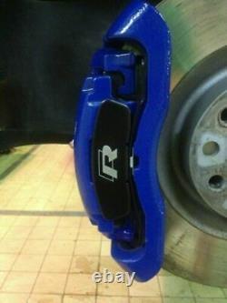 Plates Caches Calipers R-Line Brake GOLF 6 VI Scirocco R Original 1K0615269B OEM