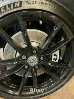 Plates Caches Calipers R R-Line Brake Audi Golf VII 7 MK7 Original 5G0698221C