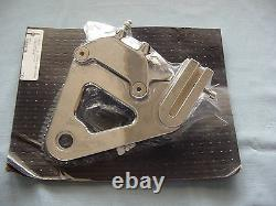 Softail Rear Brake Caliper Chrome by Billet Concepts USA Harley FXST 1988-1999