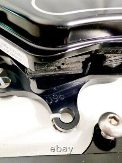 WALZ HARDCORE CYCLES Harrison BILLET Brake Calipers for Evo Softail