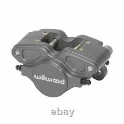 Wilwood 120-12178 GP200 Billet Disc Brake Caliper 2.380 Inch Lug Mount