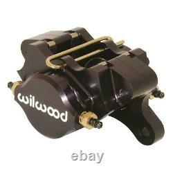 Wilwood 120-4062 Billet Dynalite Single Caliper, 3.25Mnt, 1.75/. 38
