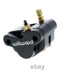 Wilwood 120-5498 Billet Go-Kart Brake Caliper, 1.00 Piston /. 125 Disc