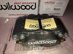 Wilwood Billet Narrow Dynalite NDL Radial Mount 4 Piston Brake Caliper. 81 Rotor
