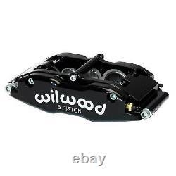 Wilwood Billet Narrow Superlite 6 Piston Brake Caliper Radial Mount Right Hand