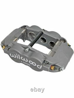 Wilwood Brake Caliper Billet Superlite 6 Driver Side 6-Piston Alumi (120-13236)