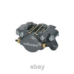 Wilwood Disc Brakes 120-2280-P Billet Spot Calipers 1-Piston