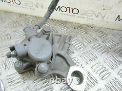 Yamaha R6 2005 rear brake caliper master cylinder pedal lever pump slave line