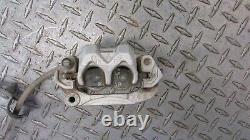 Yamaha YZ80 Front Brake Caliper Master Cylinder Line T86