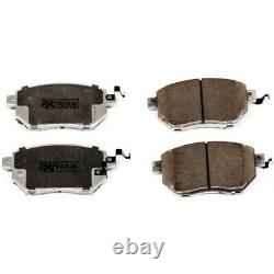 Z26-1609 Powerstop Brake Pad Sets 2-Wheel Set Front New for 320 328 330 Coupe